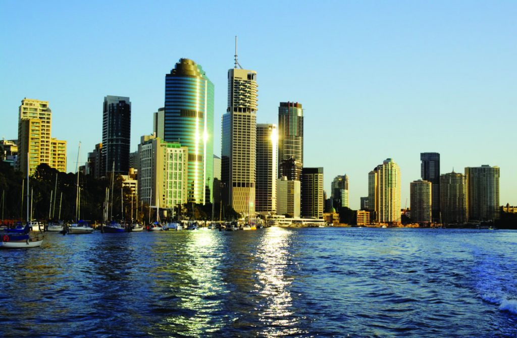 Robbins' new office covering Australia and the Asia Pacific region is located in Brisbane.